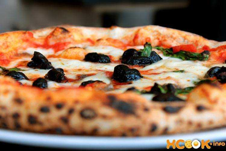 Пицца по-неаполитански рецепт