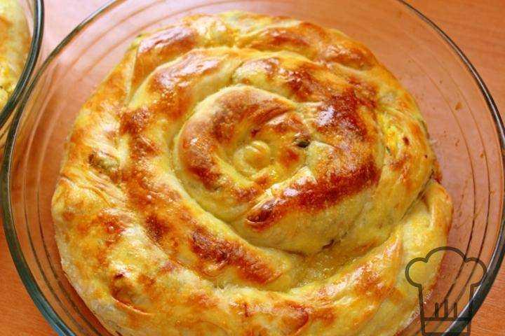 вертута на сковороде рецепт с фото