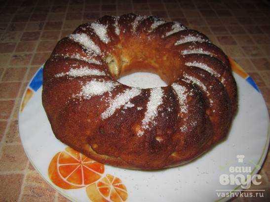 Простой банановый кекс в духовке рецепт
