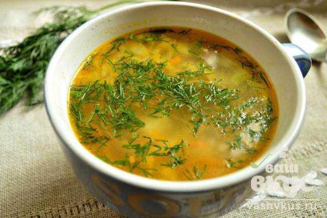 Суп из языка говяжьего рецепты с фото