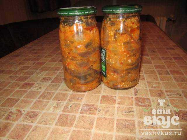 Рецепт салат на зиму украинский с