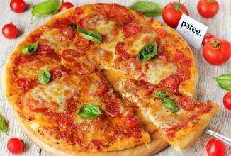 Пицца маргарита рецепт фото