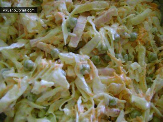 Легкие дешевые салаты рецепты с фото