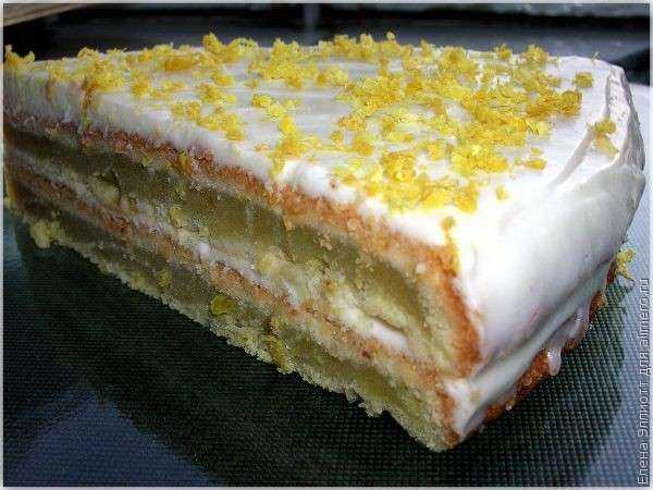 Самые вкусные торты рецепт фото